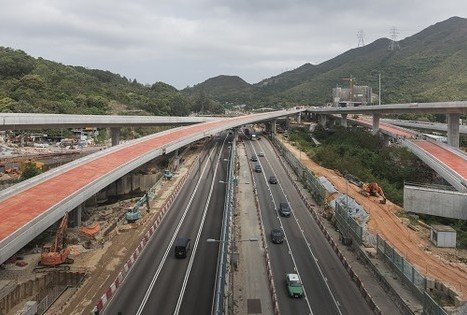 Technical video of Liantang/Heung Yuen Wai Boundary Control Point Site Formation and Infrastructure Works